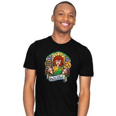 Our Lady of Sarcasm Reprint - Mens - T-Shirts - RIPT Apparel