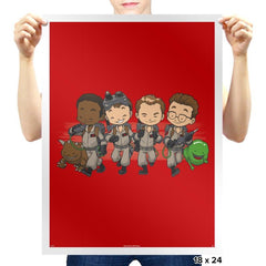 The Old Guard - Miniature Mayhem - Prints - Posters - RIPT Apparel
