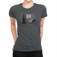 Running Away - Gamer Paradise - Womens Premium - T-Shirts - RIPT Apparel