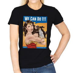 Wonder Riveter - Best Seller - Womens - T-Shirts - RIPT Apparel