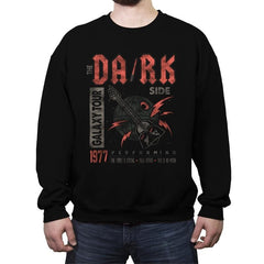 The Dark Tour - Crew Neck Sweatshirt - Crew Neck Sweatshirt - RIPT Apparel