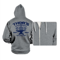 Blacksmith Apprentice Reprint - Hoodies - Hoodies - RIPT Apparel