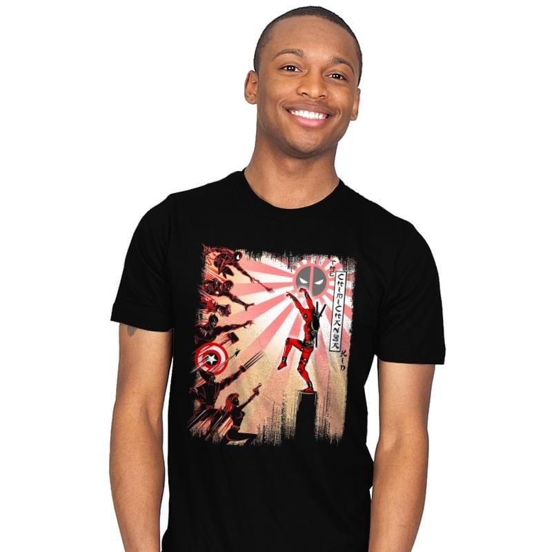 The Chimichanga Kid Exclusive - Best Seller - Mens - T-Shirts - RIPT Apparel