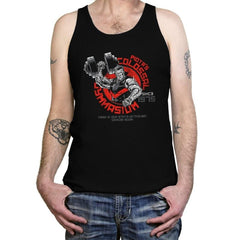 Colossal Gym Exclusive - Tanktop - Tanktop - RIPT Apparel