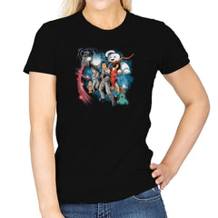 A New Ghost Exclusive - Womens - T-Shirts - RIPT Apparel