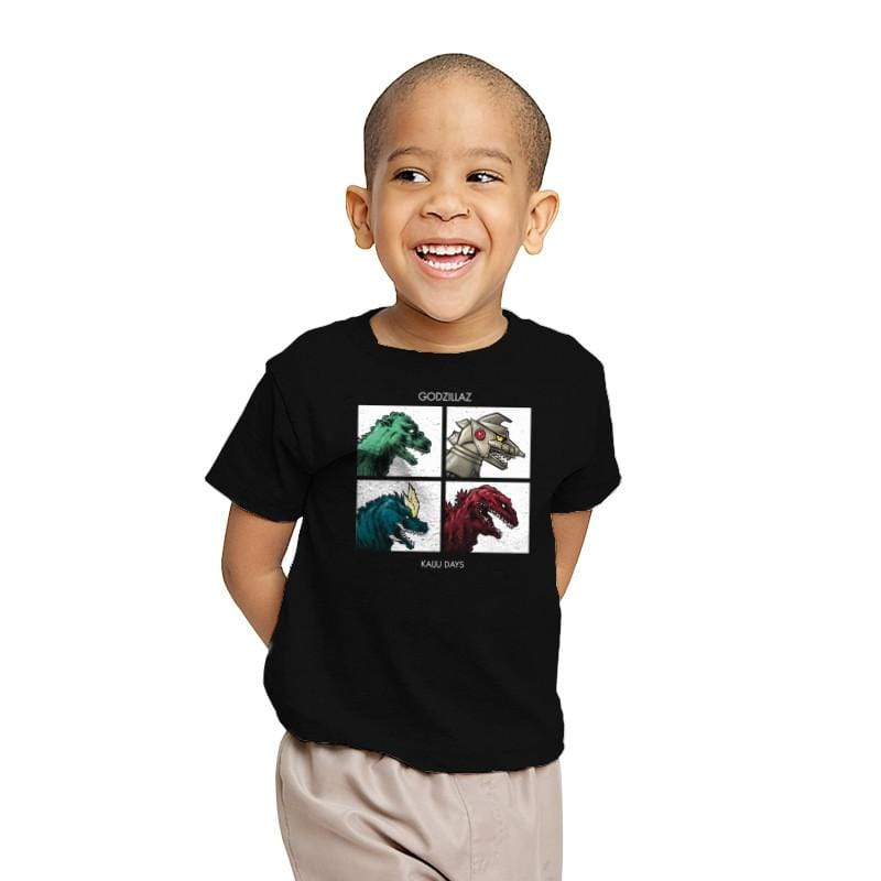 Kaiju Days REMASTERED Exclusive - Youth - T-Shirts - RIPT Apparel