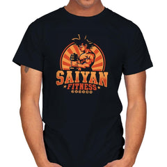 Z Fitness - Kamehameha Tees - Mens - T-Shirts - RIPT Apparel
