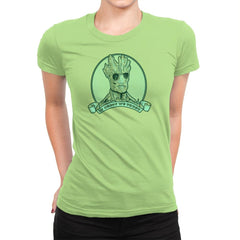 In Groot We Trust Exclusive - Womens Premium - T-Shirts - RIPT Apparel