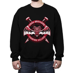 Vampire Killers - Crew Neck Sweatshirt - Crew Neck Sweatshirt - RIPT Apparel