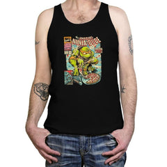 The Amazing Ninja Dude - Tanktop - Tanktop - RIPT Apparel