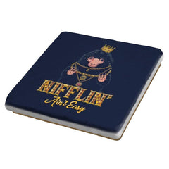 Nifflin' Ain't Easy - Coasters - Coasters - RIPT Apparel