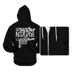 Smuggler by Nature - Hoodies - Hoodies - RIPT Apparel