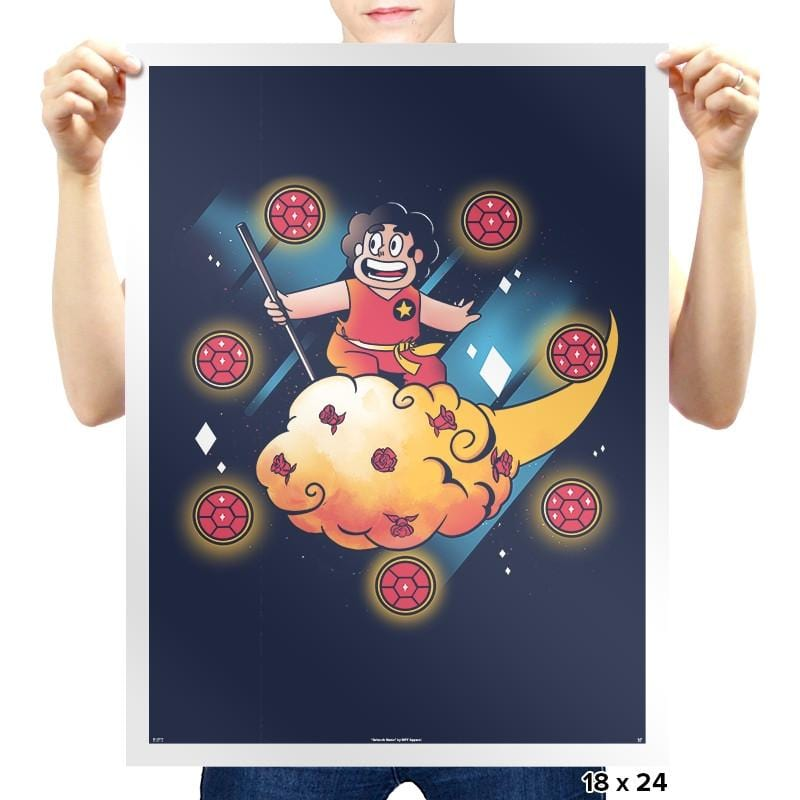Crystal Ball Exclusive - Prints - Posters - RIPT Apparel