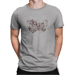 Mt. Defendmore Exclusive - Mens Premium - T-Shirts - RIPT Apparel