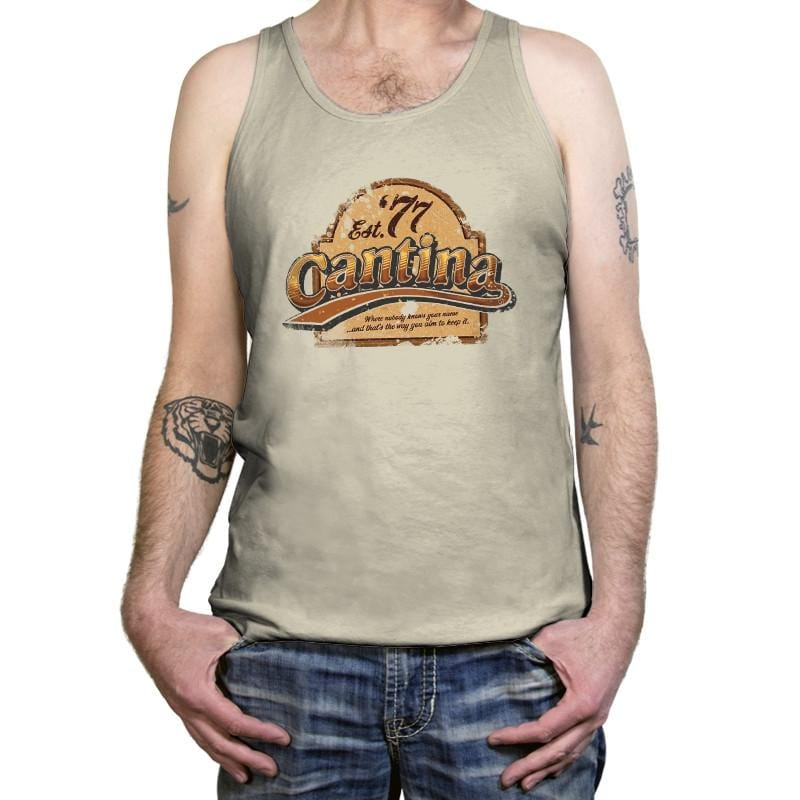 Where Everybody Knows Your Name - Tanktop - Tanktop - RIPT Apparel