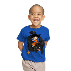 How to Train your Dragon Ball - Youth - T-Shirts - RIPT Apparel