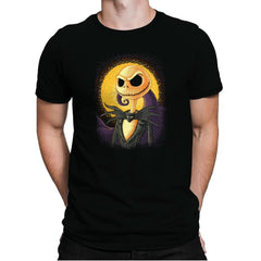 Halloween Portrait - Pop Impressionism - Mens Premium - T-Shirts - RIPT Apparel