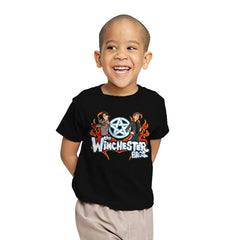 The Winchester Bros - Youth - T-Shirts - RIPT Apparel