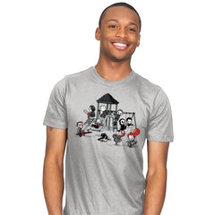 Horror Park - Mens - T-Shirts - RIPT Apparel
