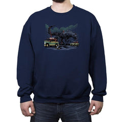 The Xeno Park Incident - Crew Neck Sweatshirt - Crew Neck Sweatshirt - RIPT Apparel