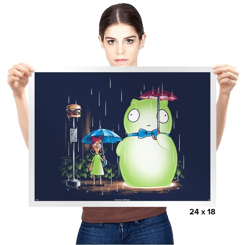 My Neighbor Kuchi Kopi - Prints - Posters - RIPT Apparel