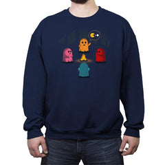 Ghost Stories - Crew Neck Sweatshirt - Crew Neck Sweatshirt - RIPT Apparel