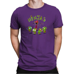 Invader Turtles Exclusive - Mens Premium - T-Shirts - RIPT Apparel