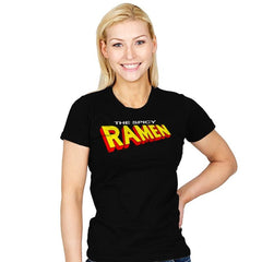 The Spicy Ramen - Womens - T-Shirts - RIPT Apparel