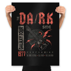The Dark Tour - Prints - Posters - RIPT Apparel