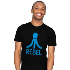 Rebel Gamer - Mens - T-Shirts - RIPT Apparel