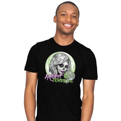 Zombie Girl - Mens - T-Shirts - RIPT Apparel