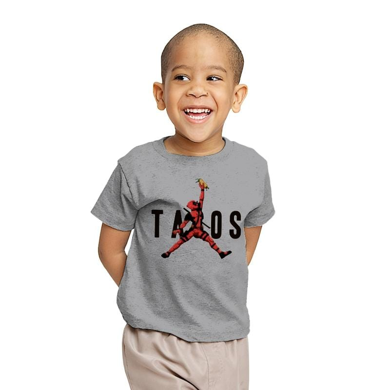 Just Tacos - Youth - T-Shirts - RIPT Apparel
