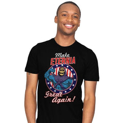 Make Eternia Great Again - Best Seller - Mens - T-Shirts - RIPT Apparel