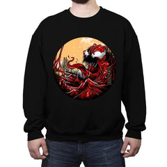 THE GREAT CARNAGE - Crew Neck Sweatshirt - Crew Neck Sweatshirt - RIPT Apparel