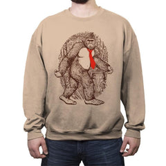 Donkey Sighting - Crew Neck Sweatshirt - Crew Neck Sweatshirt - RIPT Apparel
