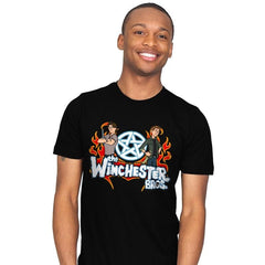 The Winchester Bros - Mens - T-Shirts - RIPT Apparel