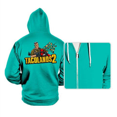 Tacolands 2 - Hoodies - Hoodies - RIPT Apparel