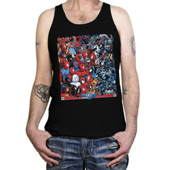 Spides VS Symbs - Best Seller - Tanktop - Tanktop - RIPT Apparel
