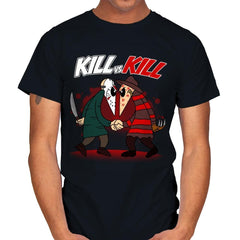 Kill VS Kill - Mens - T-Shirts - RIPT Apparel