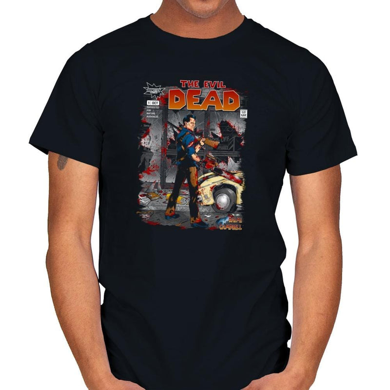 The Evil Dead - Issue 1 Exclusive - Mens - T-Shirts - RIPT Apparel