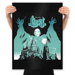 The Dark Lord Rock - Prints - Posters - RIPT Apparel