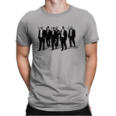 Comic Bad Dogs Exclusive - Best Seller - Mens Premium - T-Shirts - RIPT Apparel