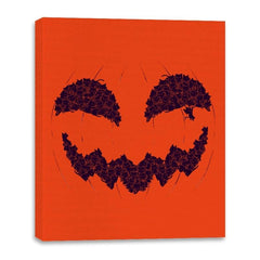 Pumpkin Cat - Anytime - Canvas Wraps - Canvas Wraps - RIPT Apparel