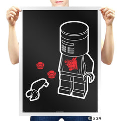 A Flesh Wound - Brick Tees - Prints - Posters - RIPT Apparel