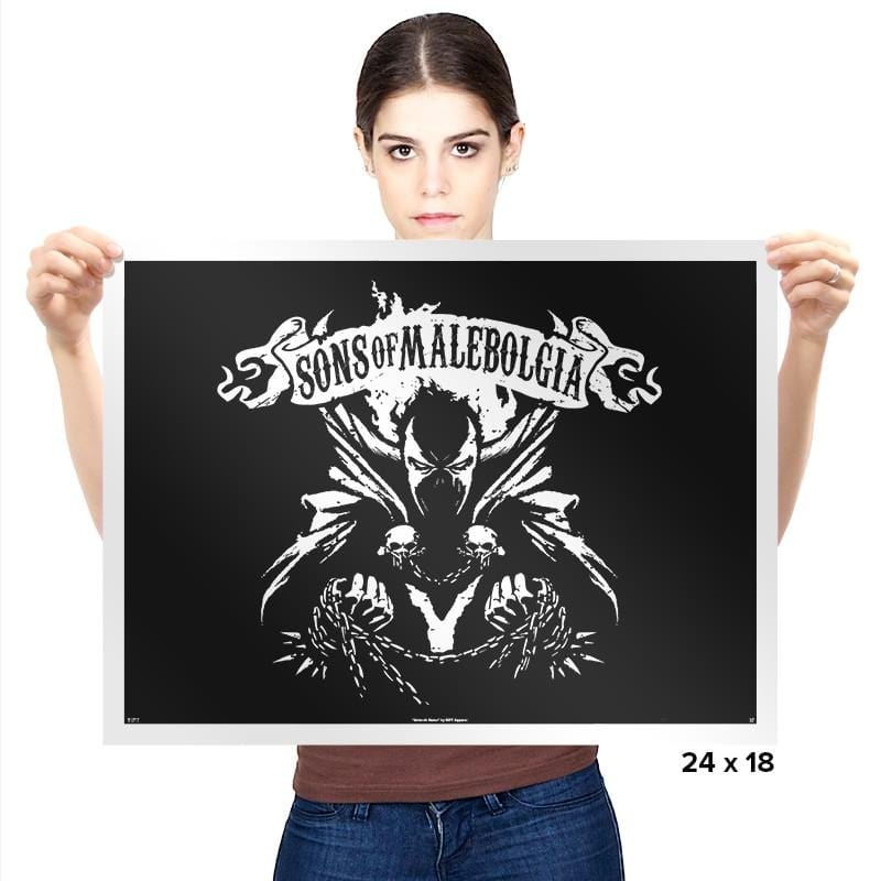 Hellspawn Originals - Prints - Posters - RIPT Apparel