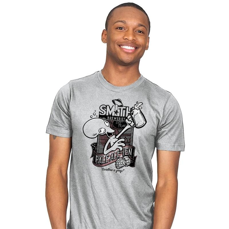 Smith's Pale-Alien Exclusive - Mens - T-Shirts - RIPT Apparel