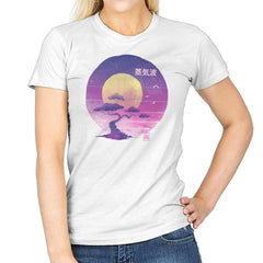 Bonsai Wave - Womens - T-Shirts - RIPT Apparel