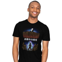 Ultra Battle - Mens - T-Shirts - RIPT Apparel