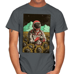 Outer Space Man - Mens - T-Shirts - RIPT Apparel