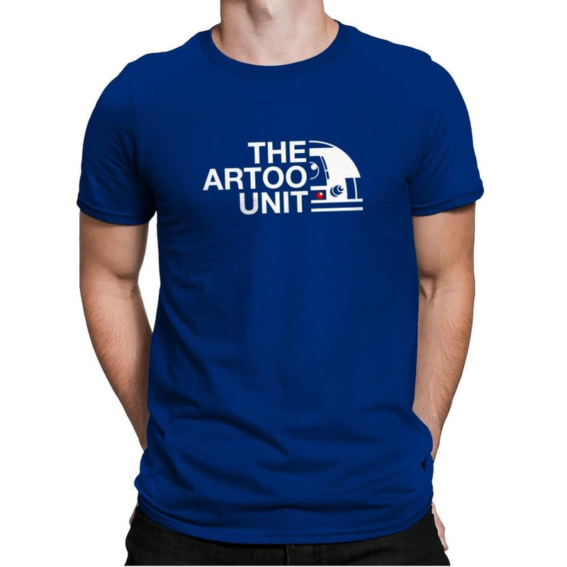 The Artoo Unit Exclusive - Mens Premium - T-Shirts - RIPT Apparel